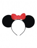 Haarreif Mäuschen mit Schleife