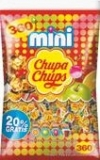 Chupa Chups Mini Lutscher, 360 Stück im Beutel
