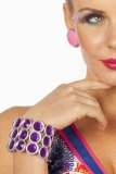 Armband Bling Bling rosa