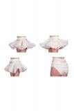 Petticoat Luxe Silber   Gr.