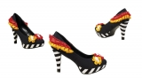 Schuhe Day of the dead  Gr.37