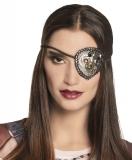 Augenklappe Steampunk