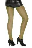 Netz-Strumpfhose NEON Grün