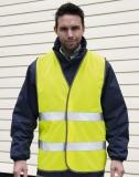 .Sicherheitsweste Core Motorist Safety Vest - die bequeme Art sicher gesehen zu werden.