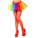 .Petticoat - Tutus -  Regenbogen