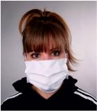Gesichtsmaske Baumwollmischgewebe - 60 Grad waschbar
