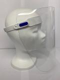 Gesichts-Visier - Geschichts-Schild - Kunststoffscheibe - Medizinschutzprodukt Klasse 1